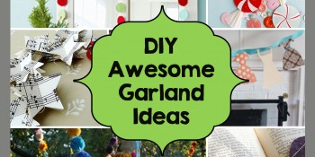 Garlands – all the Rage!