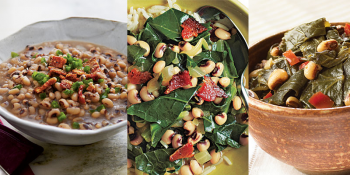 New Year's Day Black-Eyed Peas Recipes