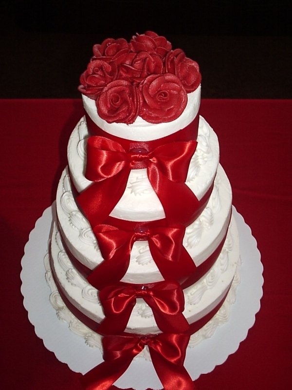 Brilliant Valentine's Day Wedding Cakes 600 x 800 · 255 kB · jpeg