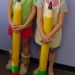 Mache Pencils
