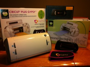 Cricut Gypsy Bundle