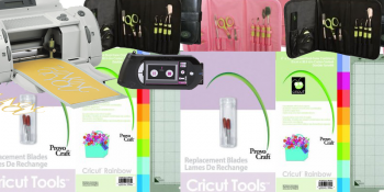 Cricut Tools & Cartridges & Supplies, Oh My