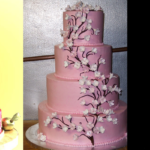 Valentine's Day Wedding Cakes