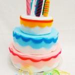Felt-Birthday-Cake