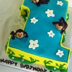 Mod-Monkey-1-First-Birthday-Cake
