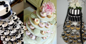 Wedding Cupcakes – Large Gallery For Inspiration