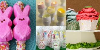 Quick and easy homemade Easter gifts