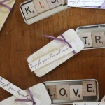 diy weddng favors