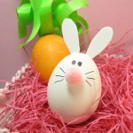 easter-craft-egg-critter-animal-kids-art-fun-idea-hobby-decoration-cute-preschooler-diy-bunny-pom-pom-easy-hen-plastic-egg-upcycle-funny