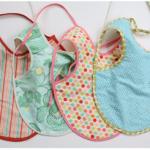 Baby Apron Bib Free Pattern {tutorial}