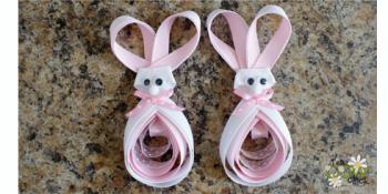 Bunny Bows {tutorial}