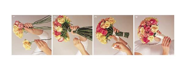 DIY Wedding Bouquets: The Basics