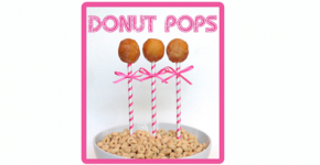 Donut Hole Pops