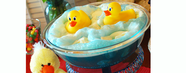 Ducky Baby Shower Punch