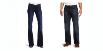 OMG!  Lucky Jeans 50% off