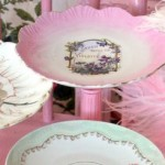 Plate Pedestals from Flea Market Finds ~ Tutorial