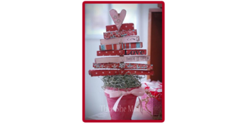 Valentine Tree Tutorial