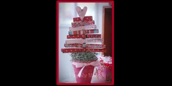 Valentine Tree Tutorial