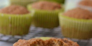 Healthy Apple Spice Muffins Recipe