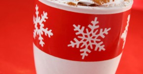Dark Chocolate Peppermint Latte Recipe