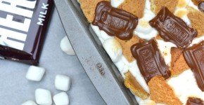 S'mores Brownies Recipe