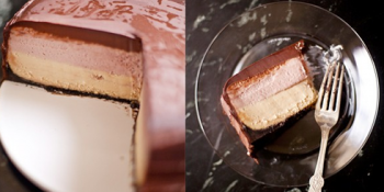 Peanut Butter & Jelly Cheesecake – Yummy!