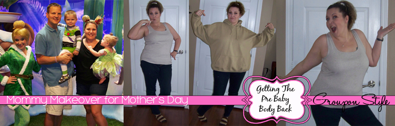Mother's Day Mommy Makeover ~ Groupon Style