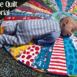 Circle Quilt Tutorial So Cute!
