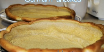 German Pancakes ~ Easy Recipe