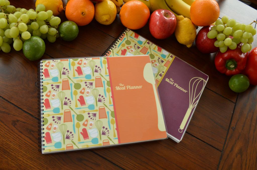 Meal Planning Made Easy with a Meal Planner – Giveaway