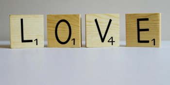 Embellished Living ~ Scrabble Tiles