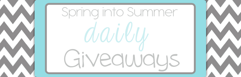 Spring Into Summer Giveaway Series