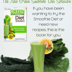 The New Green Smoothie Diet Solution Book Giveaway and Review