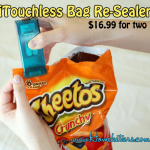 iTouchless Bag Resealer – OMG!!!! YES!!!!
