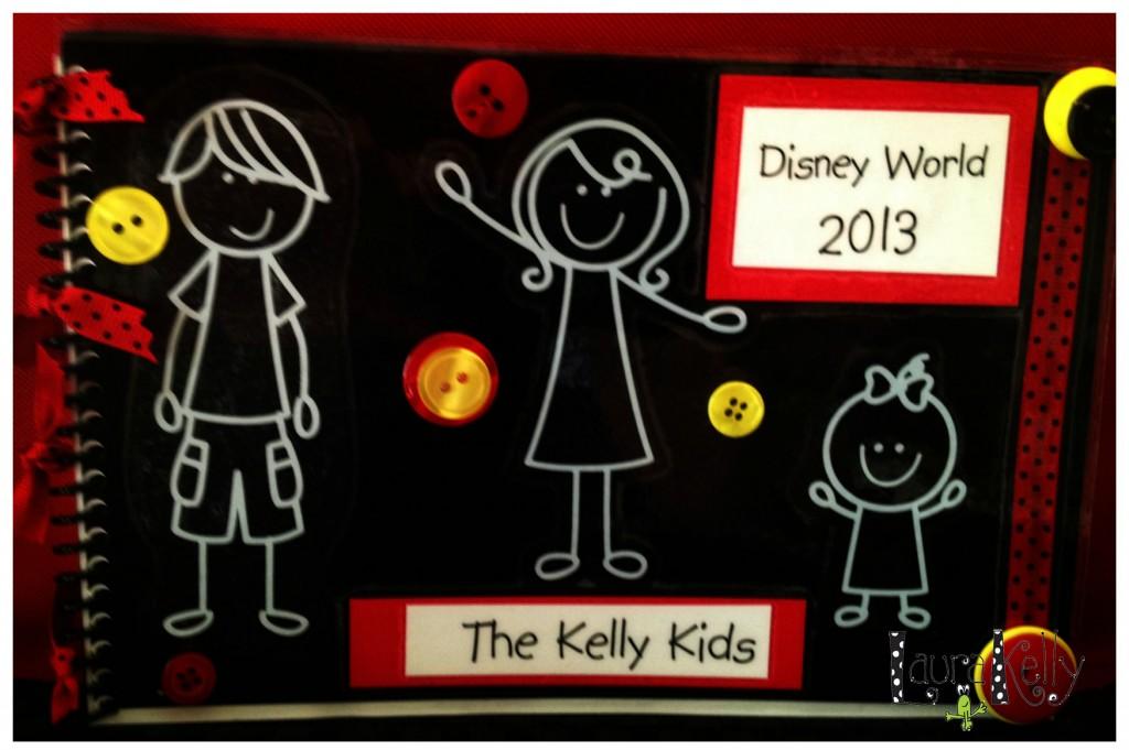 DisneyAutographBook
