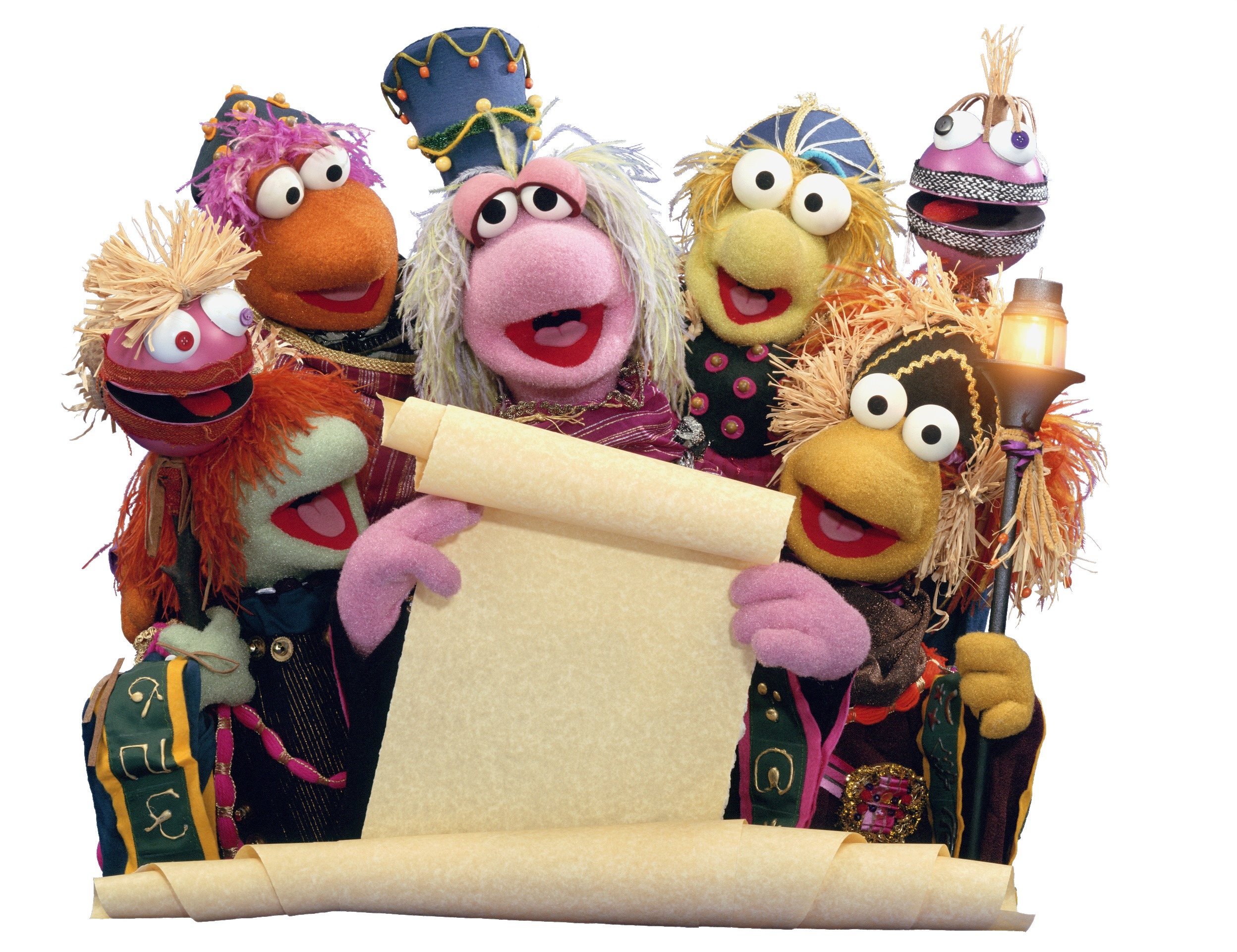 Jim Hensen S Fraggle Rock Yes I Am Showing My Age