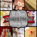 12 Clever Ways to Wrap Christmas Presents