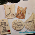 Simple Salt Dough Ornaments – Owl Tutorial Too