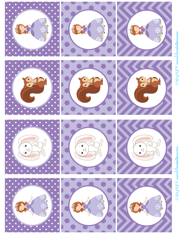 Sofia the first invitations sofia the first banner with the