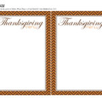 Free Thanksgiving Day Printables ~ Childs Placemat, Table Tents, Menus & Favor Tags #Thanksgiving #Printables