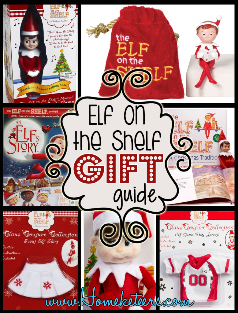 Elf on the Shelf Gift Guide #Christmas #ElfontheShelf