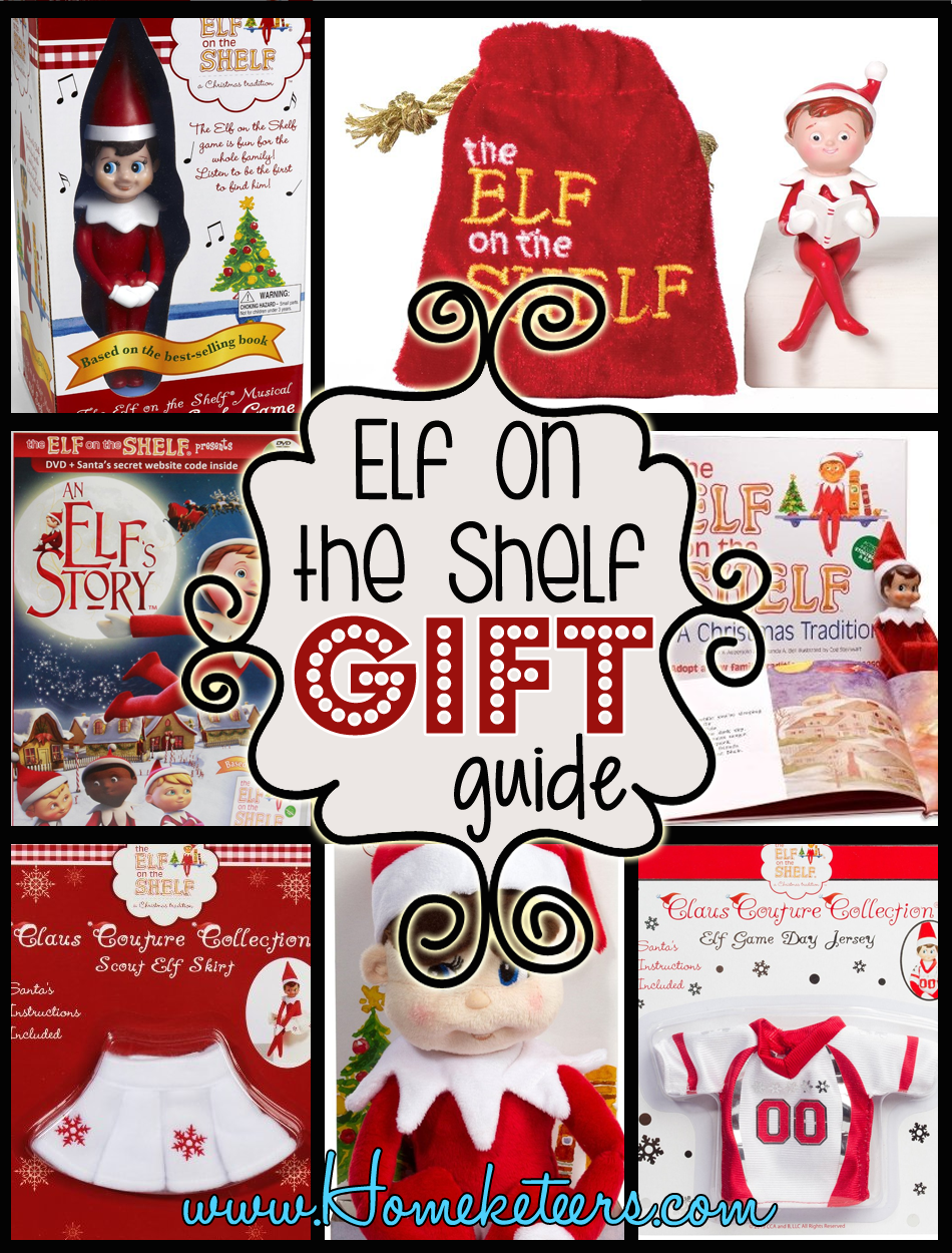Elf on a Shelf Gift Guide