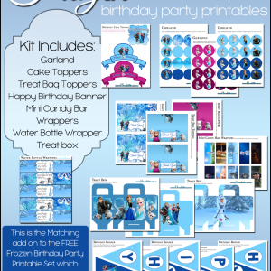 frozen-birthday-party-printables