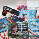 FREE Frozen Valentine's Day Cards {Printables}