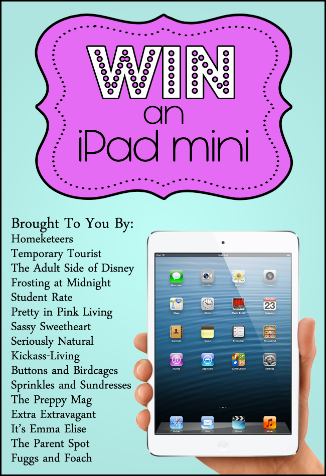 Win an iPad Mini