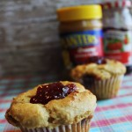 Cooking With Your Kids – PB&J Muffins