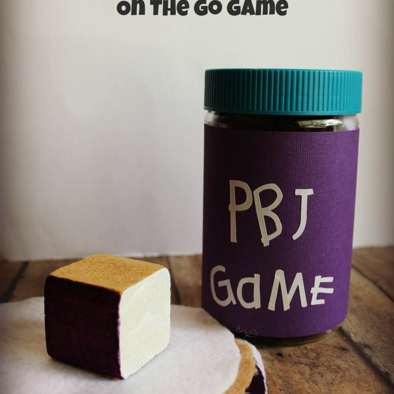 The On the Go PBJ GAME
