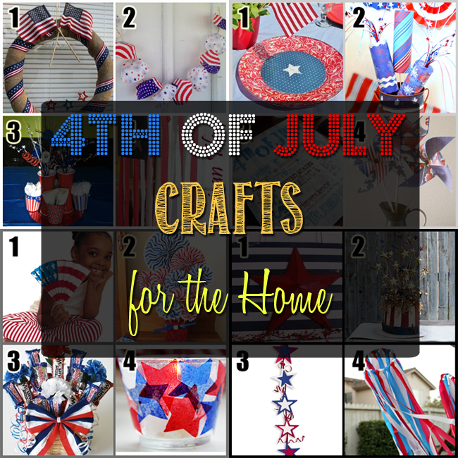 18 Simple DIY 4th of July Crafts