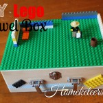 simple DIY Lego Travel Box
