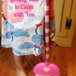 Getting Kids to Clean with You
